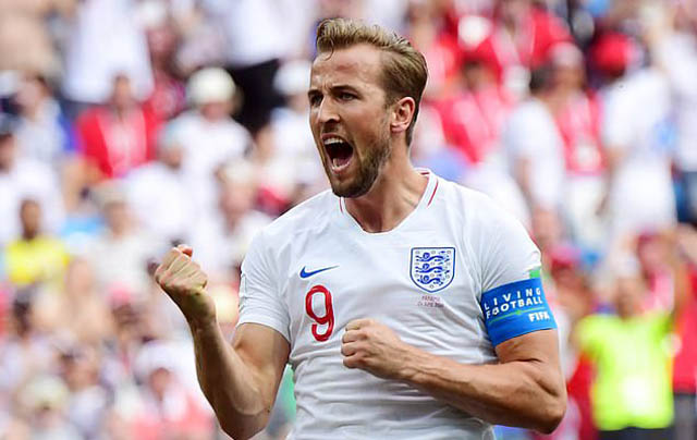 Kane đang là chủ công của ĐT Anh