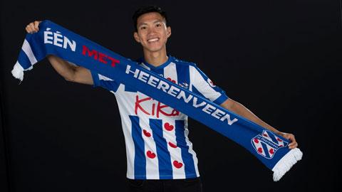 Heerenveen lên kế hoạch mua thêm hậu vệ trái, tương lai nào đang chờ Văn Hậu?