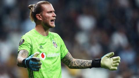 """""""Thánh nhọ"""" Karius lại đâm đơn kiện Besiktas lên FIFA"""