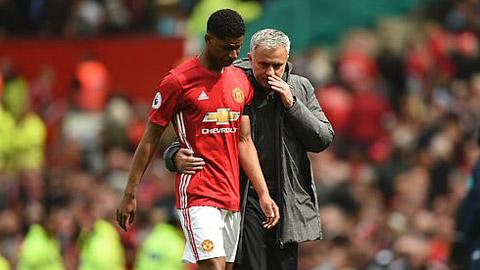 Rashford vẫn biết ơn những chỉ dạy của HLV Mourinho