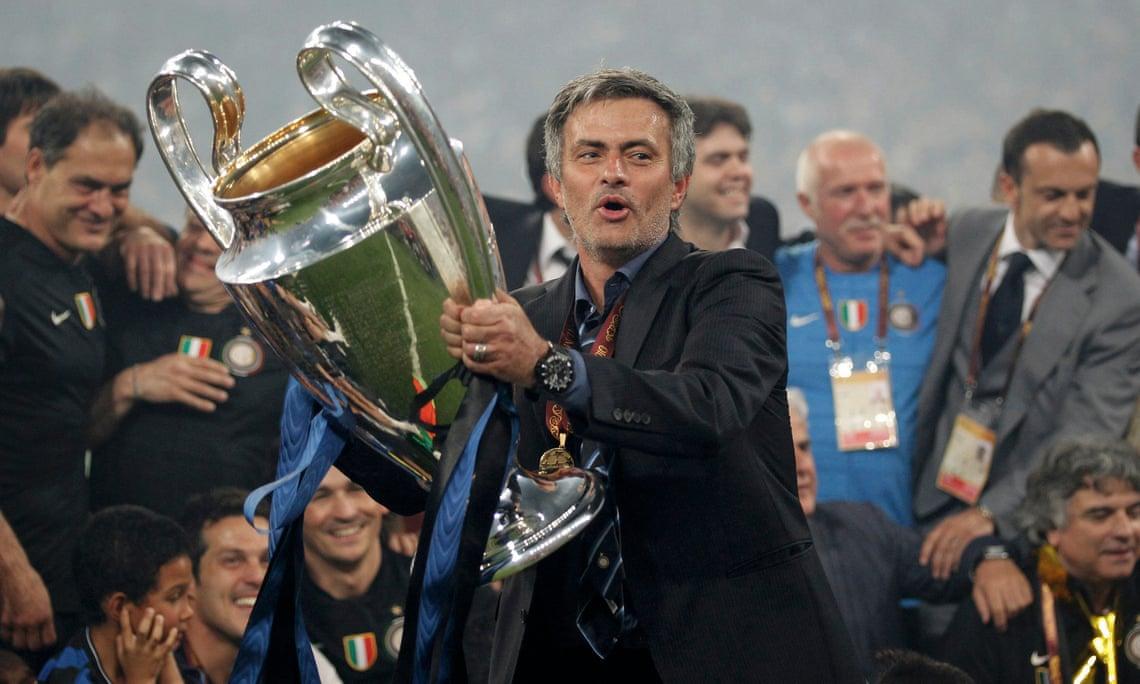 Sự bất khuất của Mourinho đã tạo nên một mùa giải kỳ diệu