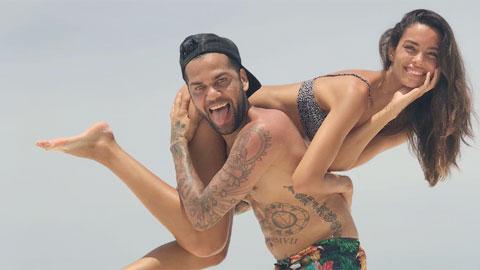 Dani Alves từng bị khước từ cầu hôn đến… 2 lần