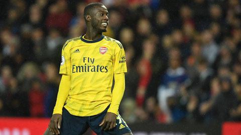 Pepe là hình ảnh cho thất bại của Arsenal thời đổi mới