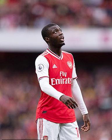 Pepe vẫn chưa thể hiện được mình ở Arsenal