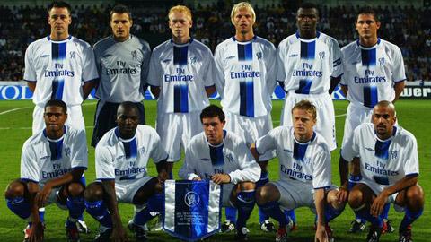 Số phận 11 cầu thủ Chelsea đầu tiên ra sân dưới triều đại Abramovich