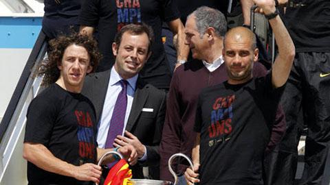 """Sandro Rosell: """"Trong tù, tôi vẫn theo dõi Barca thi đấu qua radio"""""""
