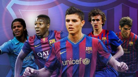 Icardi, Adama Traore & những ngôi sao không thể tỏa sáng ở Barca