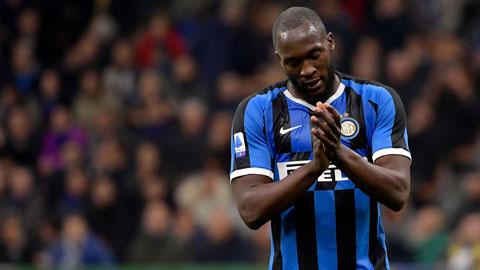 Romelu Lukaku: '23/25 cầu thủ Inter có dấu hiệu nhiễm Covid-19 từ tháng 1'