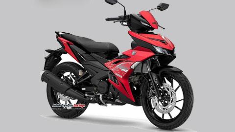 Yamaha Exciter 155 VVA đẹp mê ly, giá ngon sắp ra mắt tại VN, đe nẹt Honda Winner X
