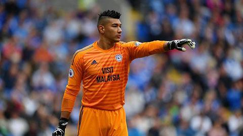Thủ môn Cardiff nhớ nhất lần đánh bại được Việt Nam