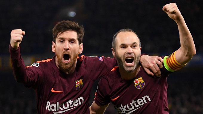"""Đội hình """"cạ cứng"""" của Messi sẽ gồm những ai?"""