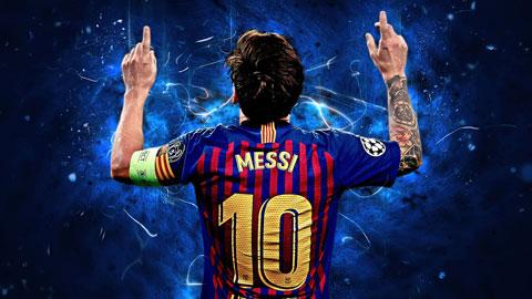 5 điều chưa từng biết về Lionel Messi