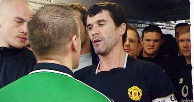 Keane luôn bênh vực đồng đội