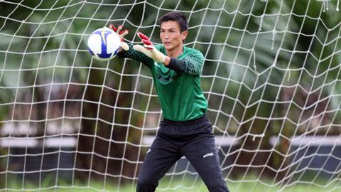 Cựu thủ môn Nguyễn Thế Anh vẫn chưa quên cú sốc tâm lý với HLV Calisto
