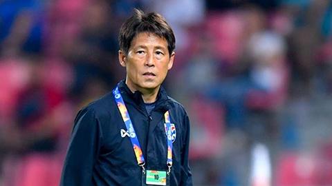 Thái Lan cho HLV Akira Nishino tự quyết chọn đội hình dự AFF Cup 2020