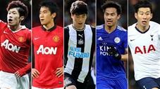 Son Heung-min và những ngôi sao châu Á gây sốt tại Ngoại Hạng Anh