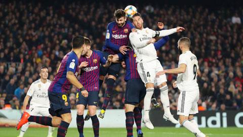 Vì sao La Liga sụt giảm bàn thắng bằng đầu?