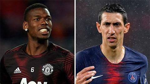 Để có Pogba, PSG sẵn sàng hy sinh Draxler cùng ngôi sao ít ai ngờ tới