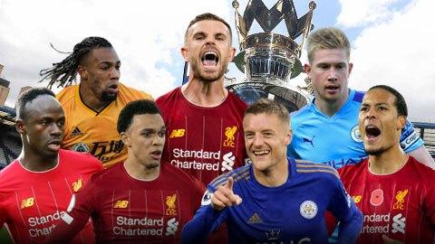 De Bruyne, Henderson hay Van Dijk xứng đáng hay nhất Premier League mùa này?