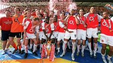 Arsenal từng vô địch NHA với thành tích khó tin