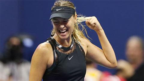 Sharapova vẫn chưa hài lòng dù bị fan 'dội bom'