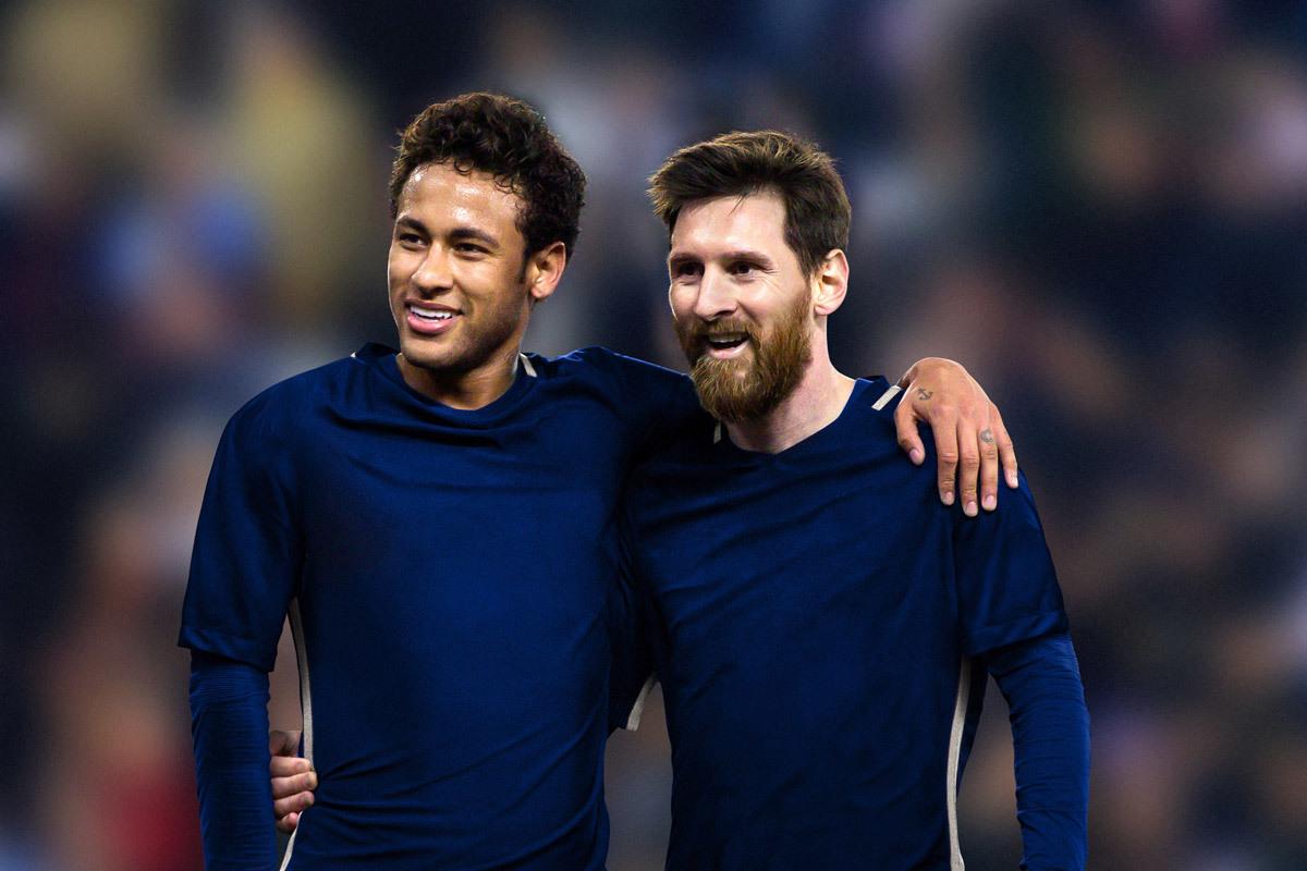 Tại sao Barca lại lao đầu vào canh bạc Neymar?