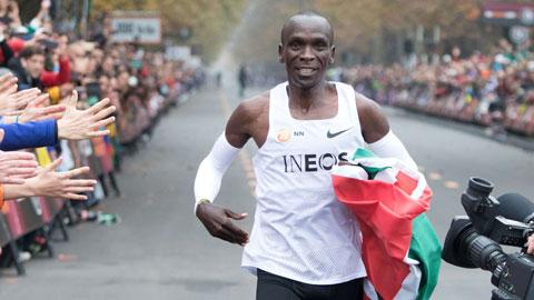 Huyền thoại Marathon - Eliud Kipchoge: Đi lên từ bùn lầy, giữ đỉnh bằng kỷ luật