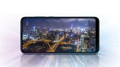 Samsung Galaxy A11 giá siêu rẻ, chạy Snap 450, pin 4000mAh 'đấu' Vsmart Joy 3