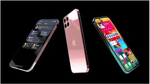 iPhone 12 Pro Max tuyệt đẹp với thiết kế vô cực, khiến fan sửng sốt