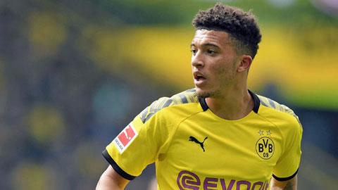 Dortmund bất ngờ hạ giá bán Sancho đủ để M.U cân nhắc