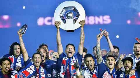 PSG sẽ được trao chức vô địch dù Ligue 1 bị hủy vì Covid-19