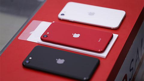 iPhone SE 2020 giảm giá sốc chỉ sau vài ngày về nước
