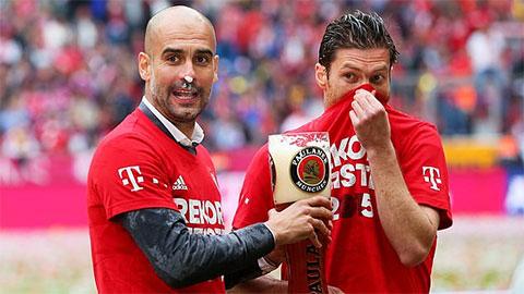 """Tìm ra ứng viên nặng ký thay Arteta làm """"cánh tay phải"""" của Pep Guardiola"""
