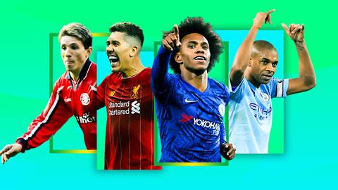 Ai là cầu thủ Brazil hay nhất lịch sử Premier League?