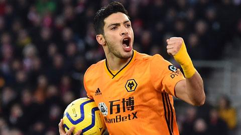 Sao Wolves thừa nhận không thể cầm lòng trước Barca và Real