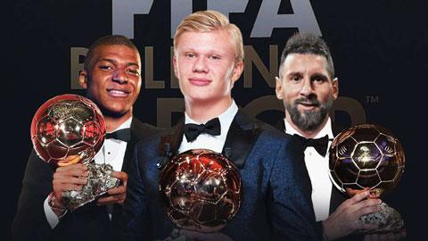 Ai sẽ là người giành Quả bóng vàng trong 10 năm tiếp theo?
