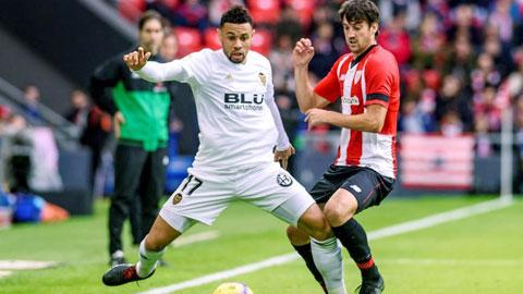 RFEF chọn Bilbao, UEFA chọn Valencia đại diện La Liga dự Europa League
