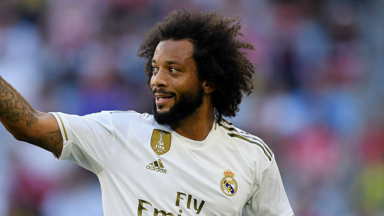 Marcelo không muốn rời Real