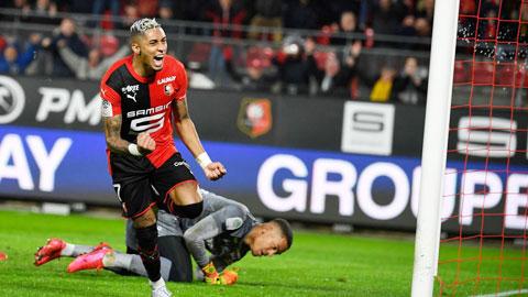 Hiện tượng Ligue 1 mùa 2019/20: Rennes giành vé dự Champions League