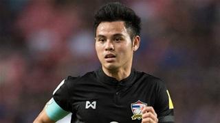 Hậu vệ trái hay nhất Thái Lan ghi danh ở lịch sử châu Á
