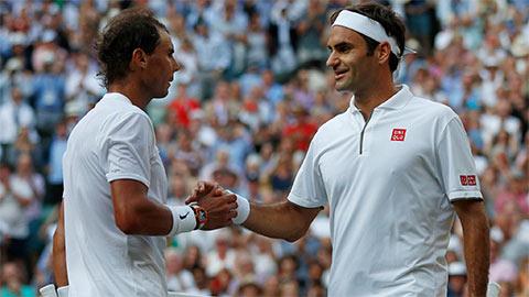 Nadal và Federer sở hữu những kỷ lục khó bị phá vỡ nhất lịch sử