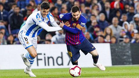 La Liga & xu hướng dùng cầu thủ tự đào tạo