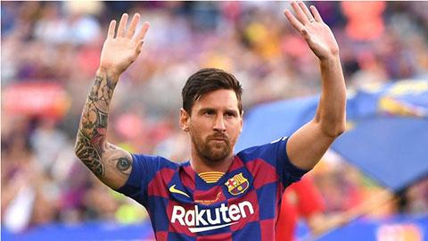 Messi ở đâu trong danh sách cầu thủ gắn bó trọn đời với 1 đội bóng?