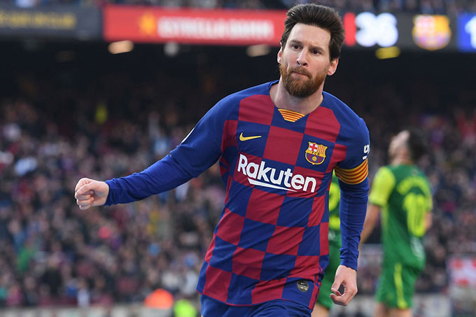Messi là của hiếm của bóng đá hiện đại