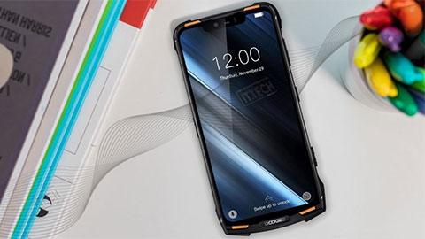 Sốc với smartphone siêu bền, chạy chip Helio P70, pin 5050mAh giá chưa đến 5 triệu