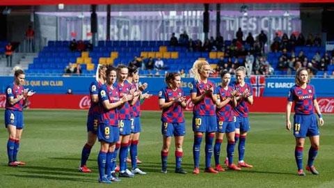 LĐBĐ Tây Ban Nha có thể tuyên bố Barca vô địch Liga Reto 2019/20