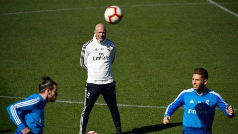 Real Madrid đặt mục tiêu trở lại tập luyện vào tuần tới