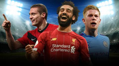 10 cầu thủ có tỷ lệ thắng cao nhất kỷ nguyên Premier League