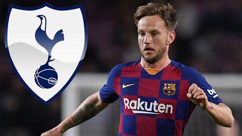 Tottenham đưa ra đề nghị hấp dẫn nhất với Barca về Rakitic