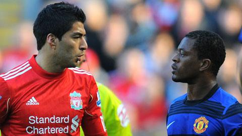 9 năm sau scandal của Suarez, Liverpool gửi thư xin lỗi Evra